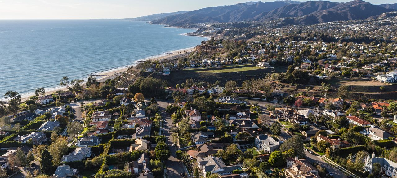 Pacific Palisades, Los Angeles, CA, USA