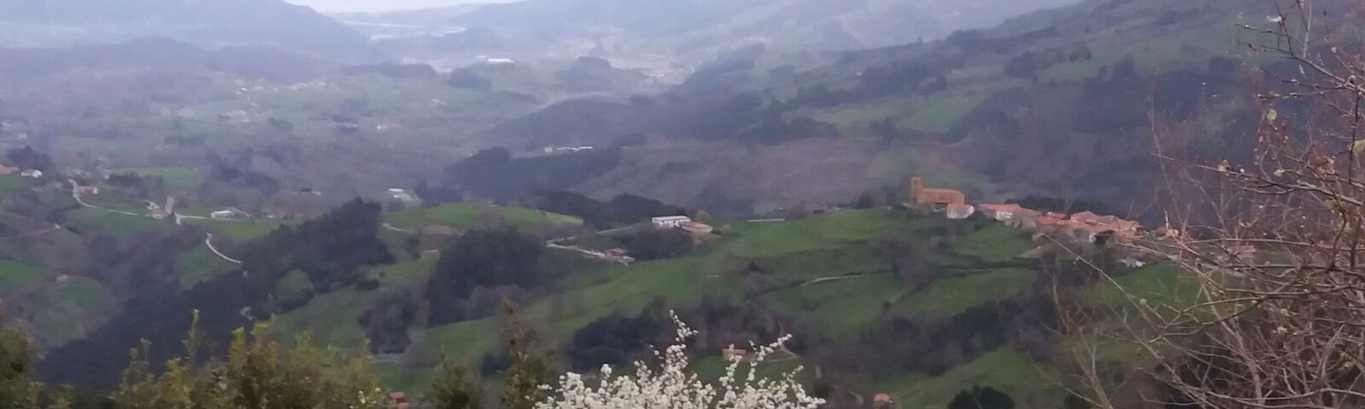 Islares, Kantabrien, Spanien