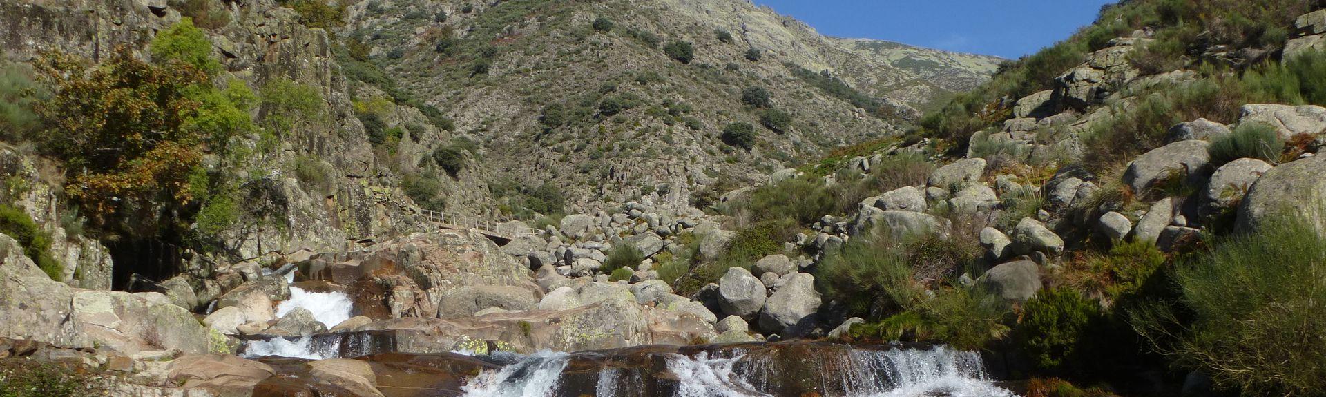 Aldeanueva de la Vera, Extremadura, España