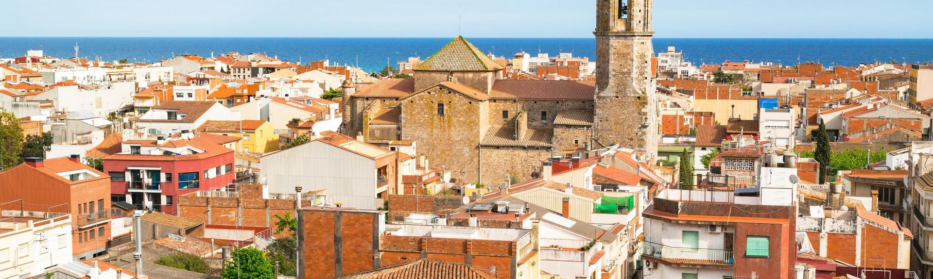 Malgrat de Mar, Catalogne, Espagne