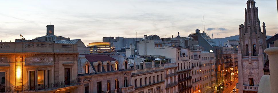 El Gòtic, Barcelona, Cataluña, España