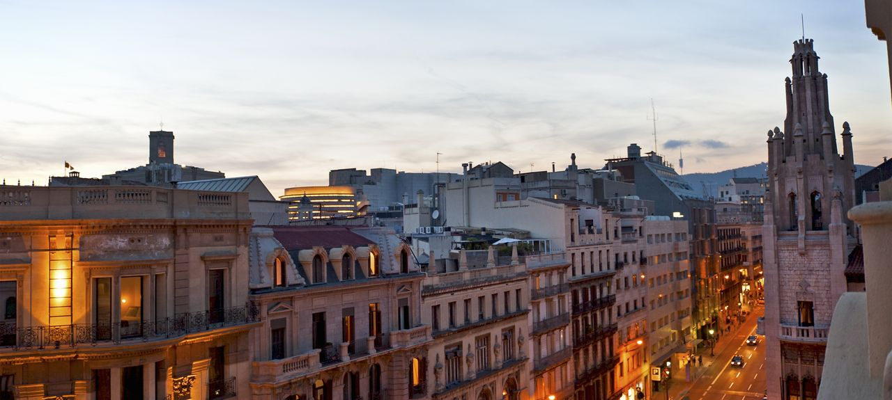 El Barri Gòtic, Barcelona, Spain