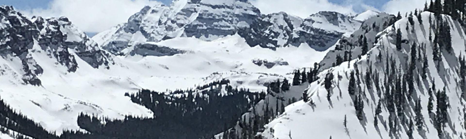 Silver Queen Gondola, Aspen, Colorado, United States of America