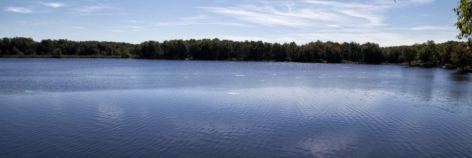 Lake Watawga, Gouldsboro, Pensilvânia, Estados Unidos