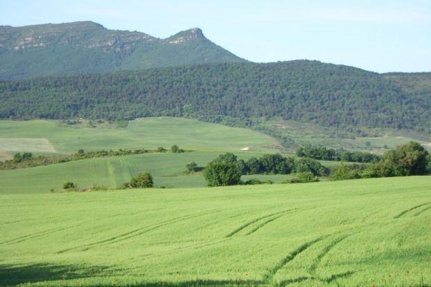 Aibar, Aragonien, Spanien