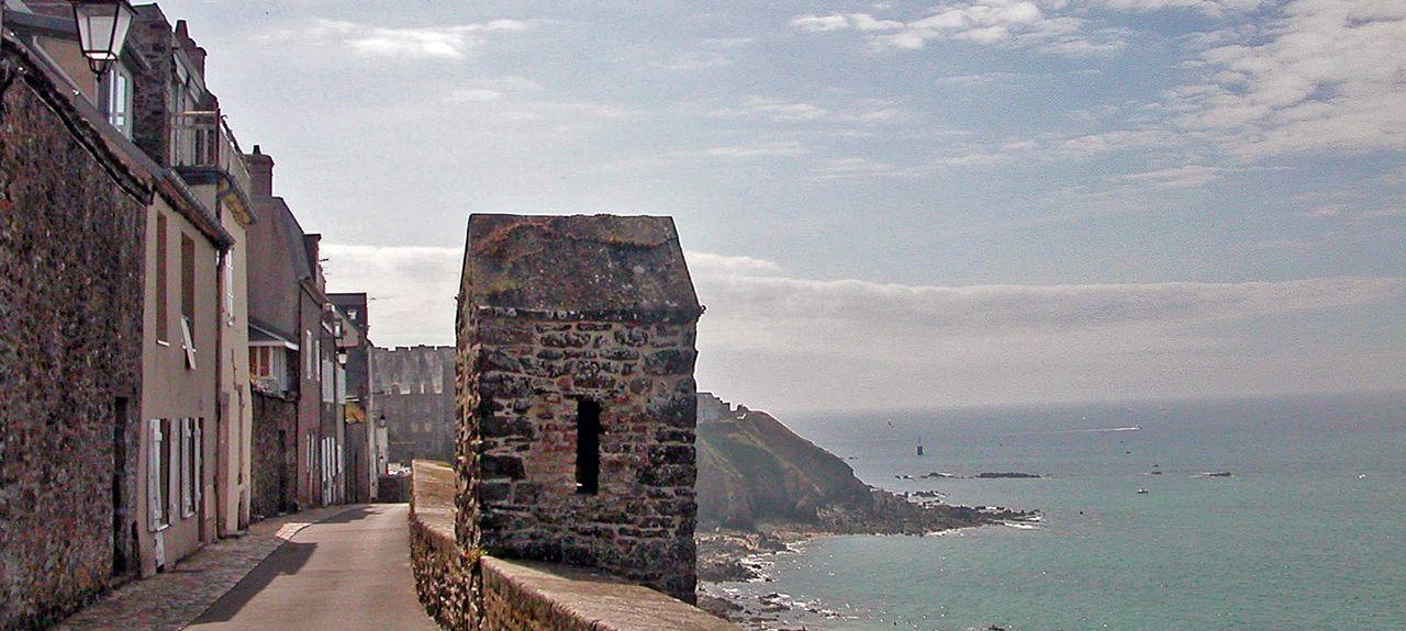 Îles Chausey, France