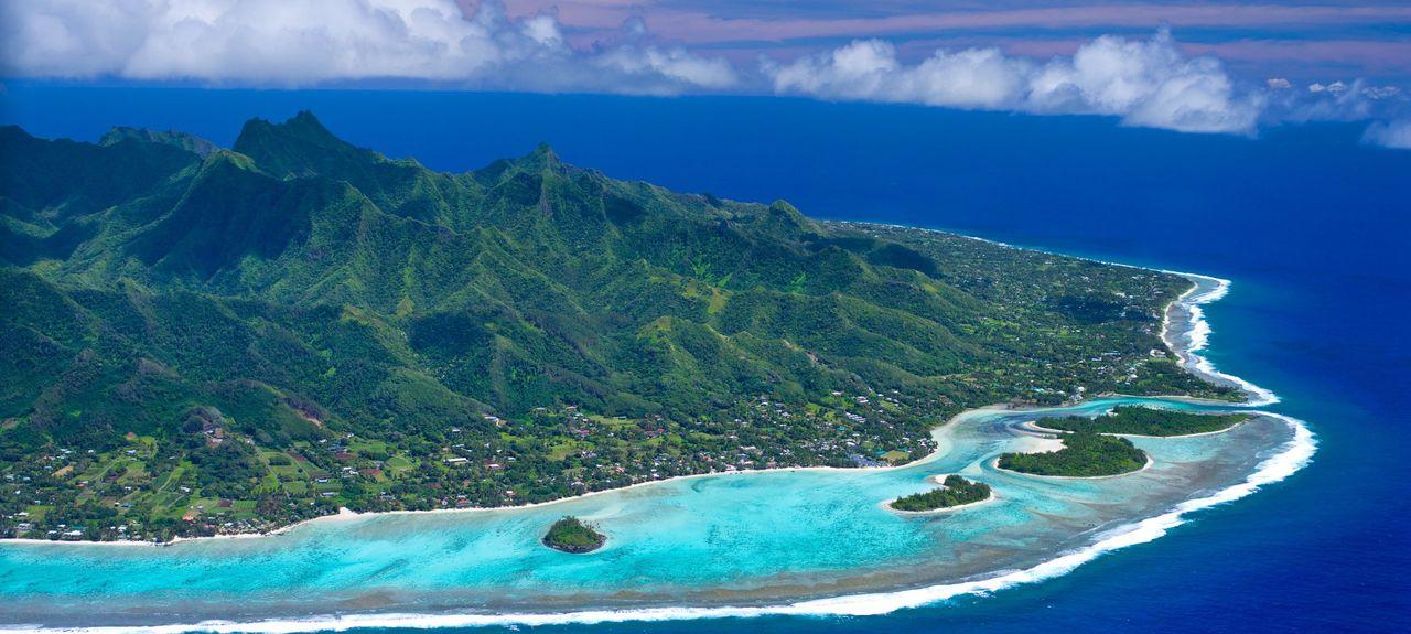 Ngatangiia District, Cook Islands