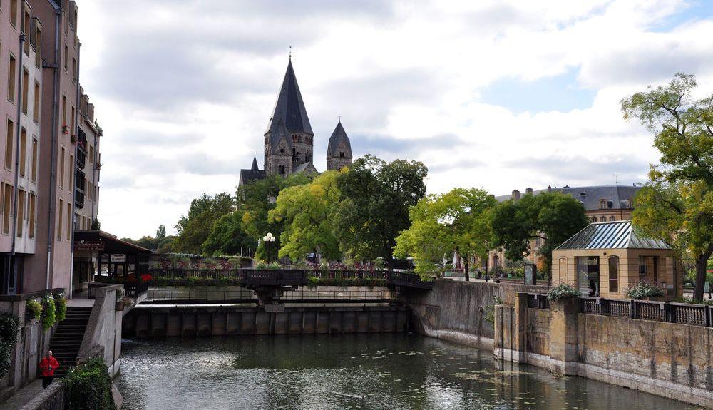 Montigny-lès-Metz, Grand Est, Francja