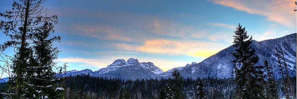 Revelstoke Mountain Resort, Revelstoke, BC, Canada