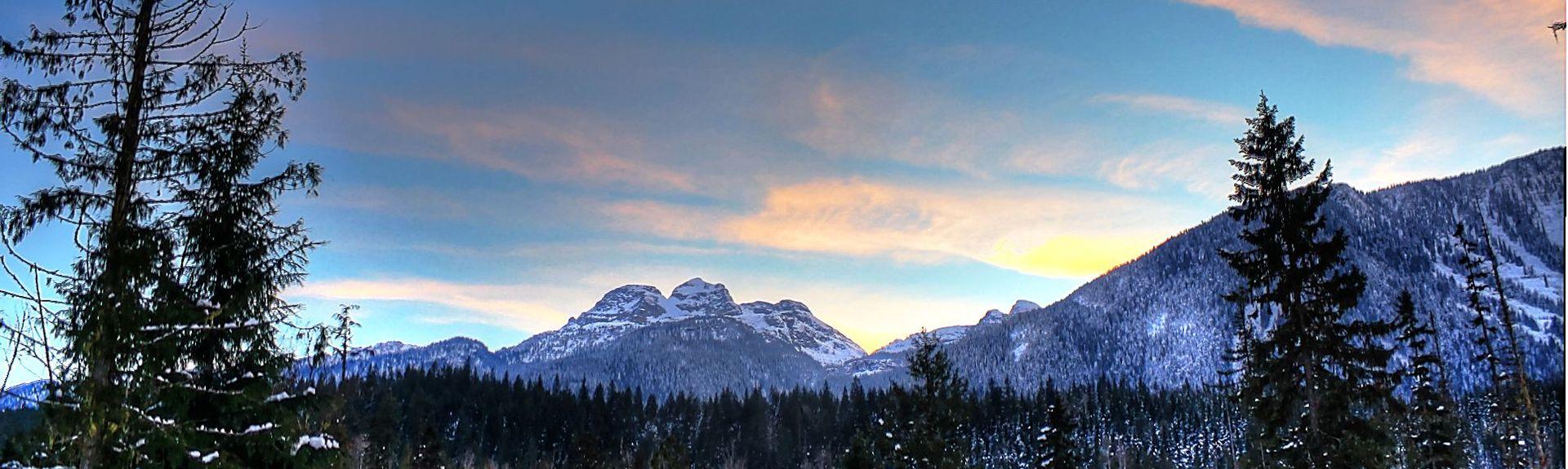 Revelstoke Mountain Resort, Revelstoke, British Columbia, Canada