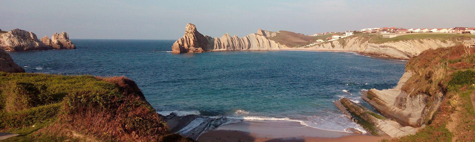 Loredo, Ribamontán al Mar, Cantábria, Espanha