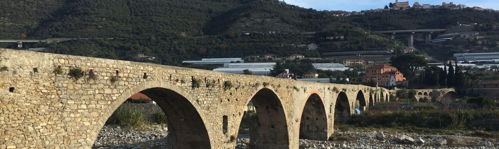 Perinaldo, Liguria, Italia
