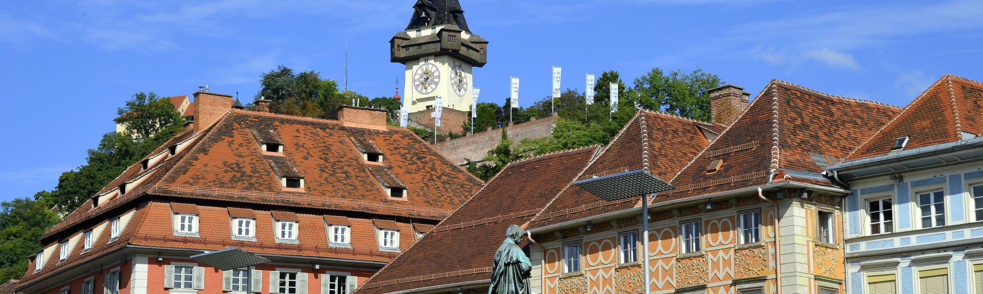 Heiligenkreuz am Waasen, Styrie, Autriche