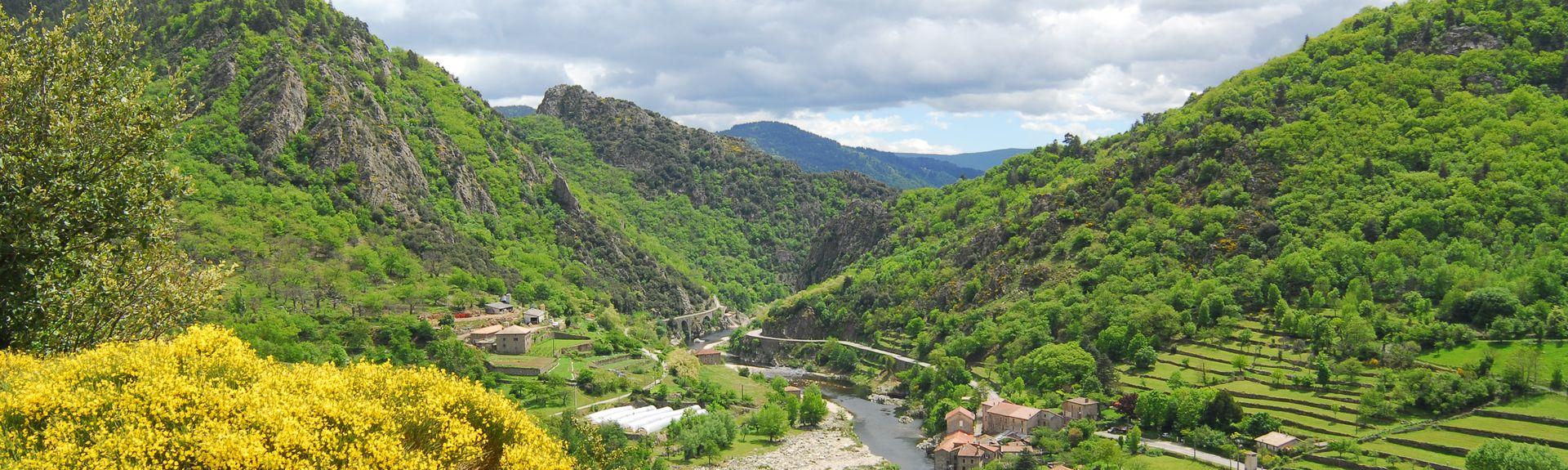 Saint-Laurent-du-Pape, Ardèche (département), France