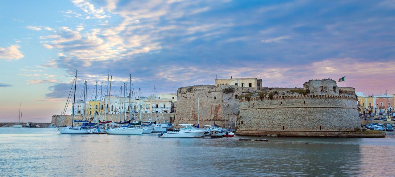 Gallipoli, Puglia, Italia