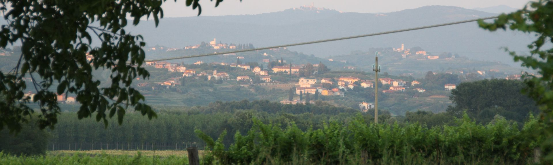 Capriva del Friuli, Friuli-Venezia Giulia, Italy