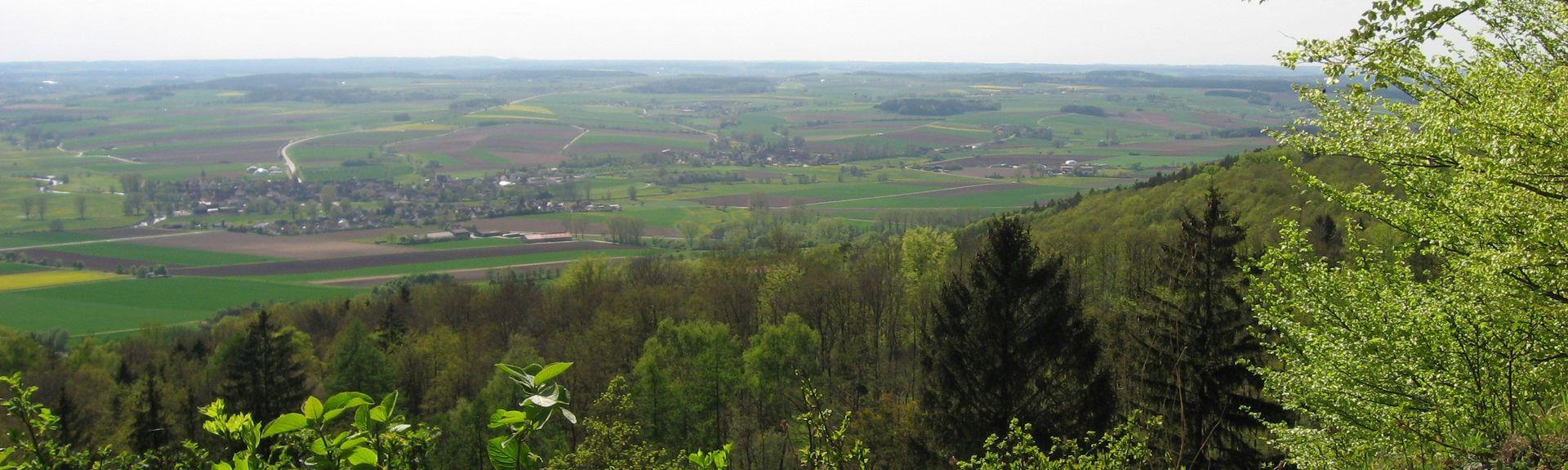 Schopfloch, Karlsruhe, Baden-Württemberg, Germany
