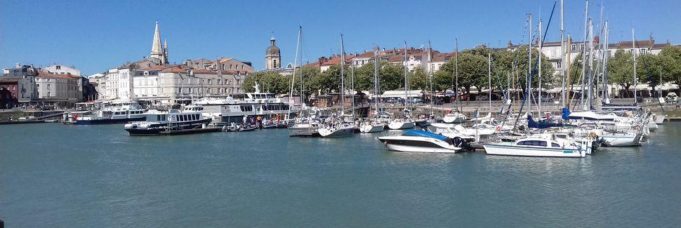 La Rochelle Station, La Rochelle, Aquitaine-Limousin-Poitou-Charentes, Frankrig
