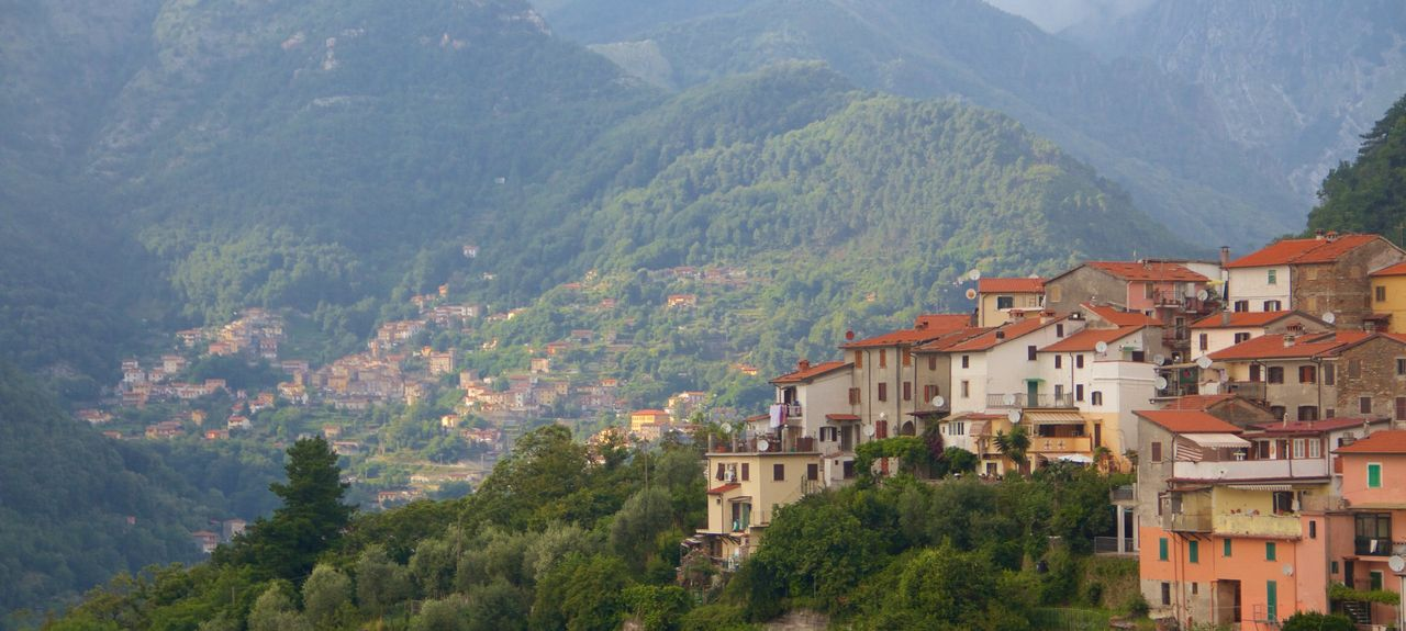 Capanne-Prato-Cinquale, Massa and Carrara, Tuscany, Italy