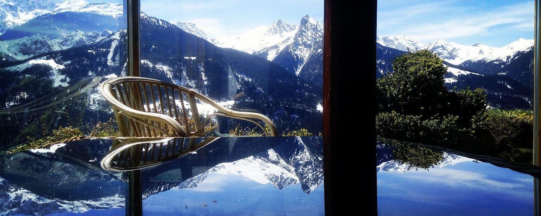 Vallula Ski Lift, Gaschurn, Austria