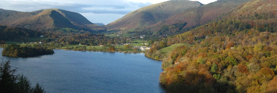 Grasmere, Ambleside, Cumbria, UK