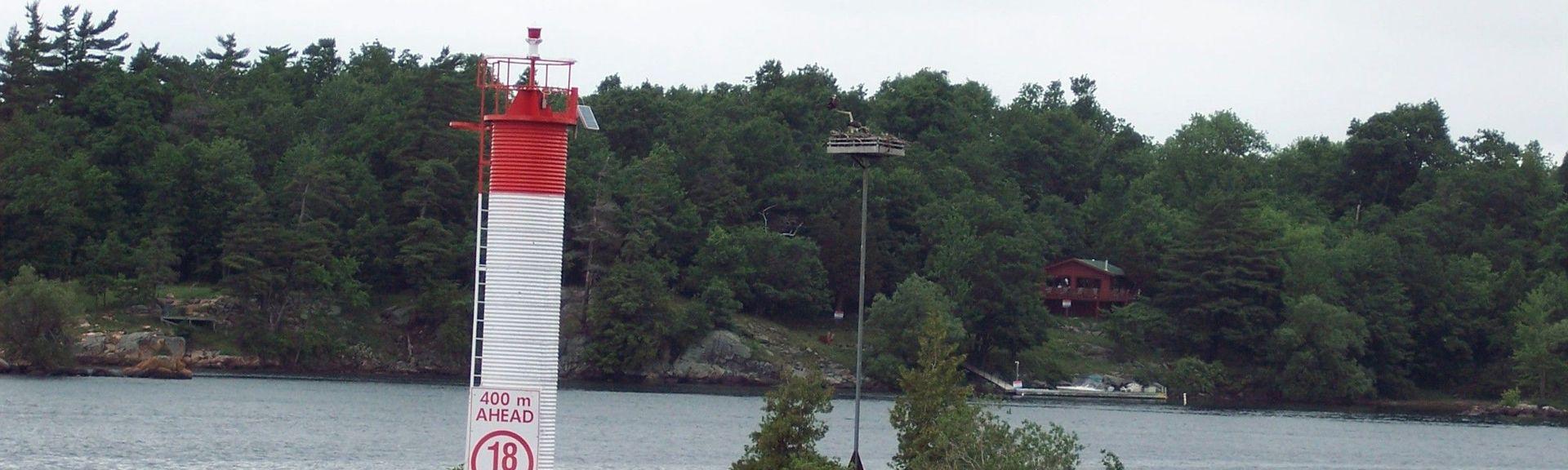Île Wolfe, Ontario, Canada