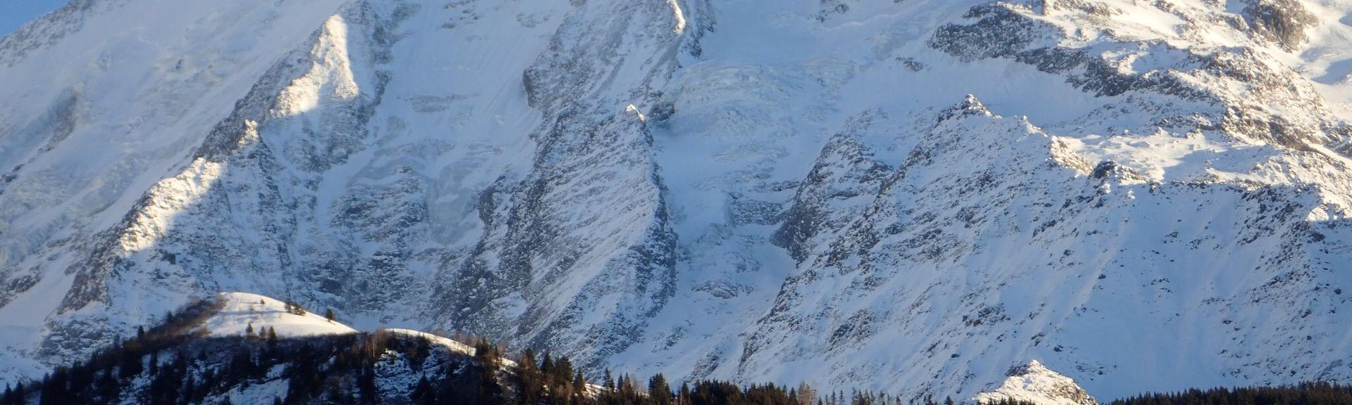 Saint-Nicolas-de-Véroce, Saint-Gervais-les-Bains, Haute-Savoie (département), France