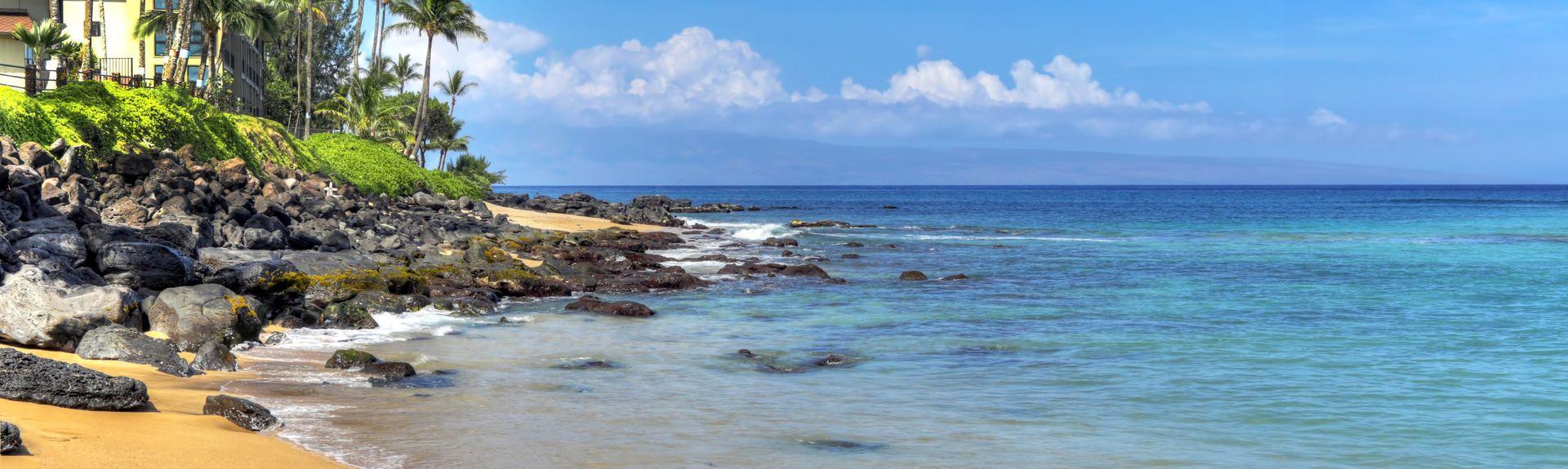 Kahana Villa Resort (Kahana (Maui), Hawaï, Verenigde Staten)