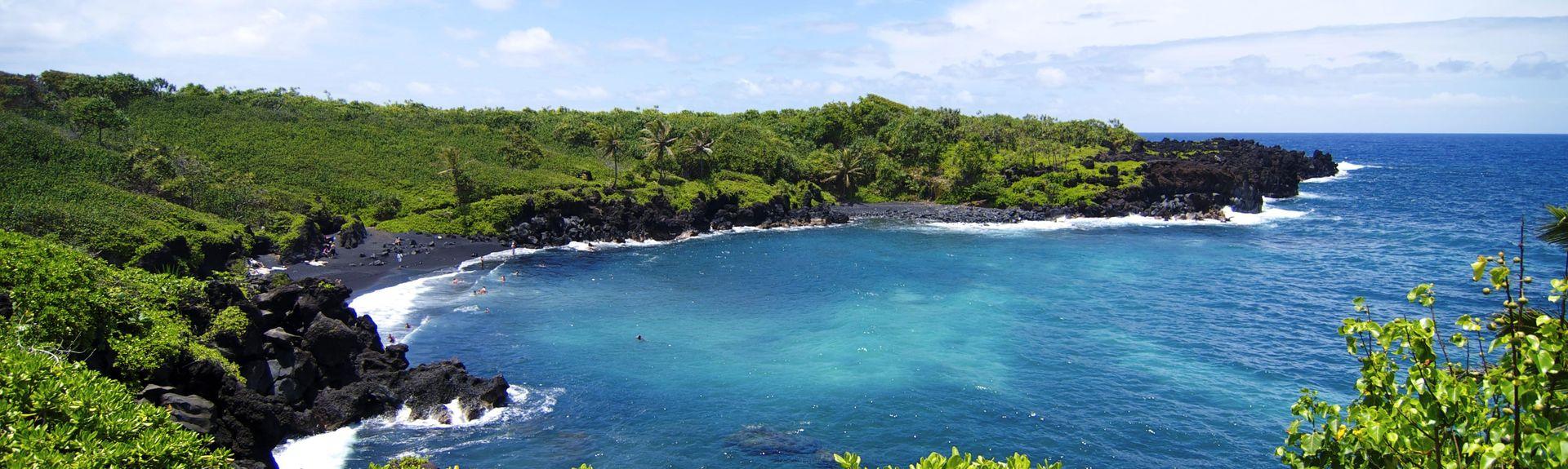 Wailua, Hana, Hawaï, États-Unis d'Amérique