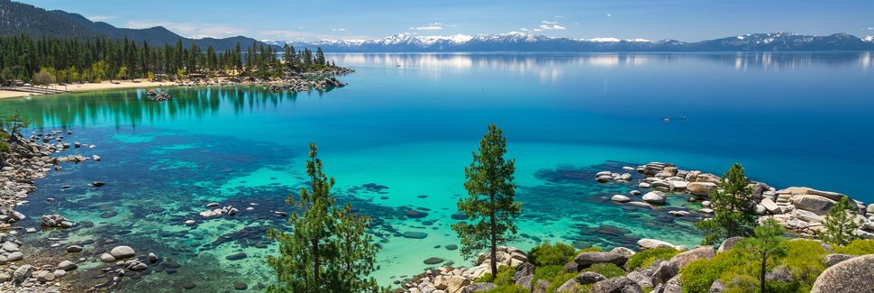 Lake Forest, Tahoe City, California, Estados Unidos
