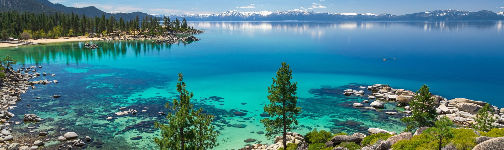 Lake Forest, Tahoe City, California, USA