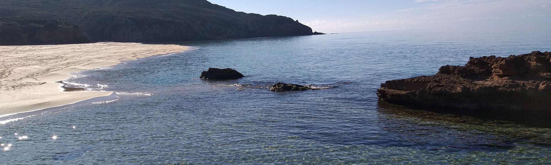 Villacidro, Sardinia, Italy