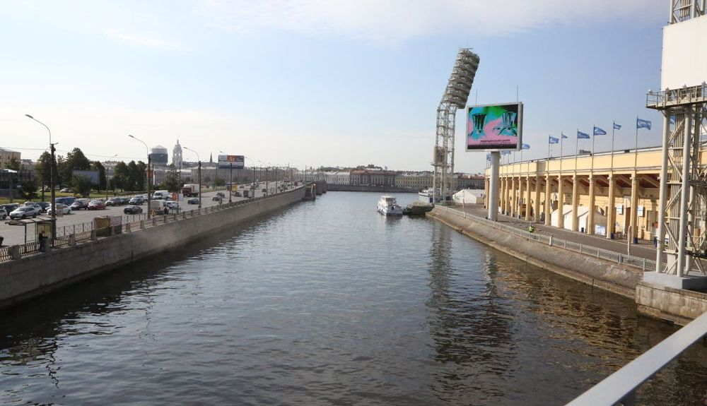 Vasileostrovsky District, Saint Petersburg, Leningrad Oblast, Russia