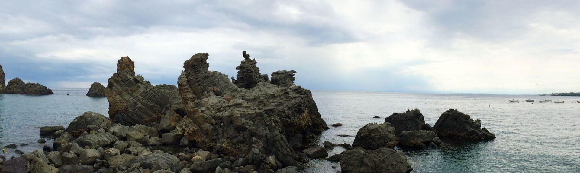 Aci Trezza, Aci Castello, Sicily, Italy