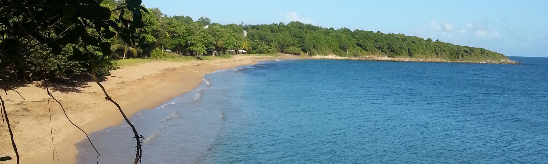 Plessis-Nogent, Sainte-Rose, Basse-Terre Island, Guadeloupe