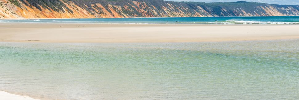 Rainbow Beach QLD, Australia