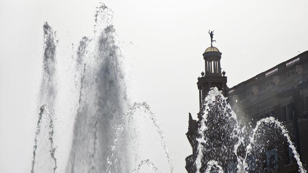 Sants, Barcelona, Katalonien, Spanien