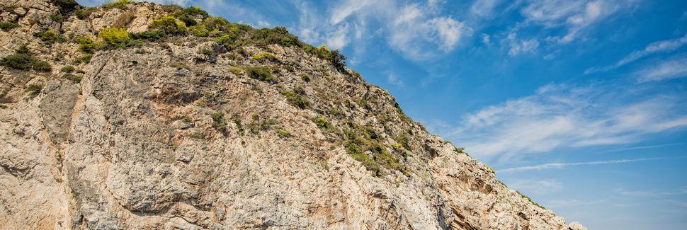 Xirokastello, Péloponnèse, Grèce