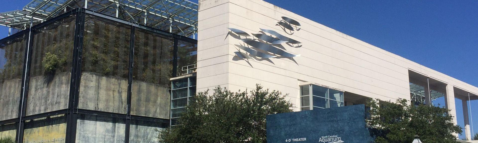 South Carolina Aquarium, Charleston, South Carolina, United States