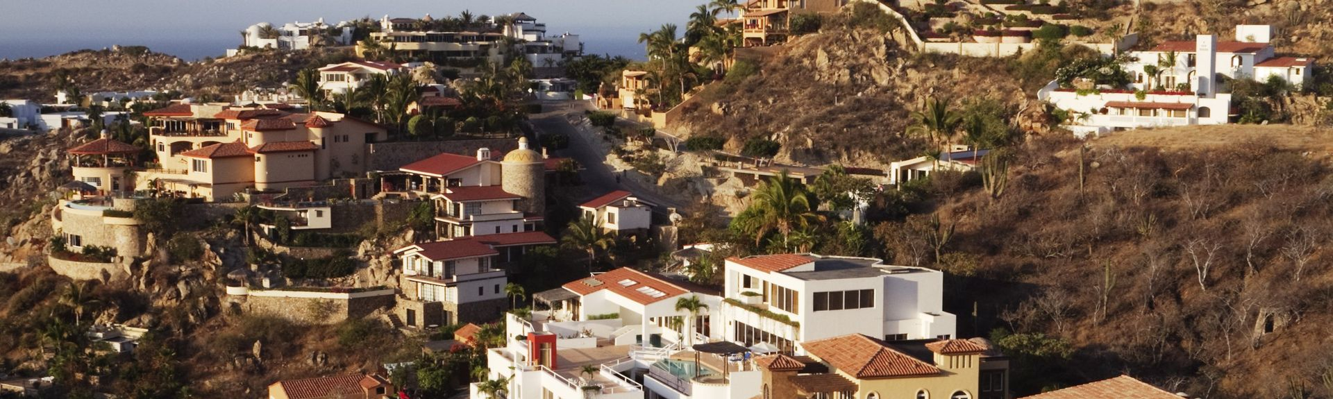 Pedregal, Cabo San Lucas, Basse-Californie du Sud, Mexique