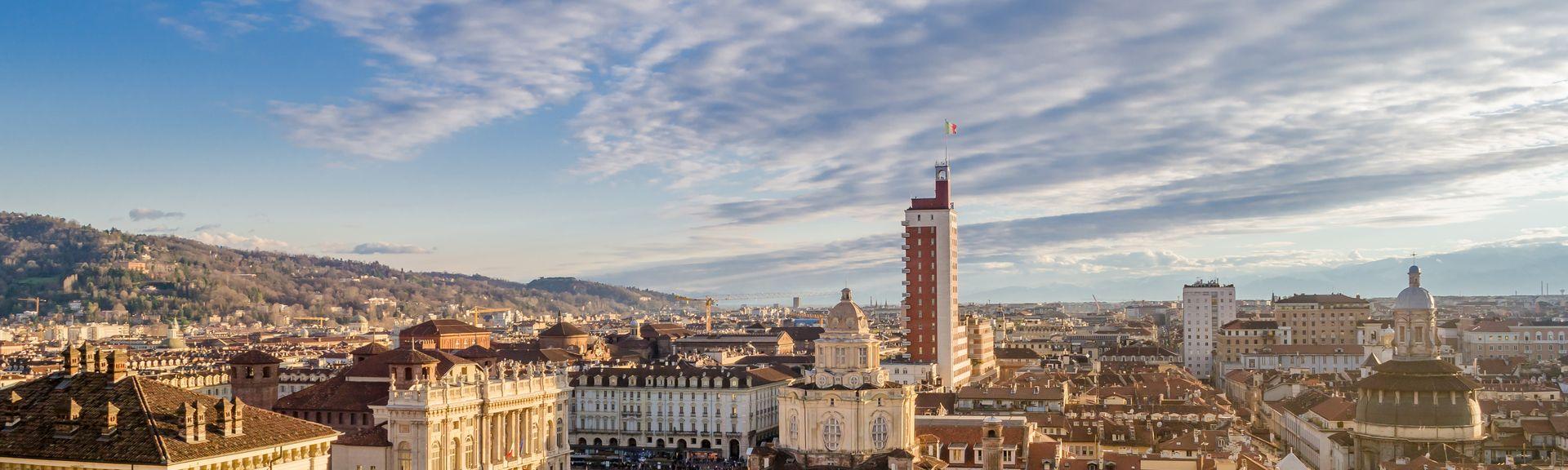Centro, Turin, Italy