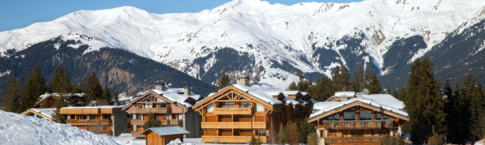 Courchevel 1650 - Moriond, Saint-Bon-Tarentaise, France