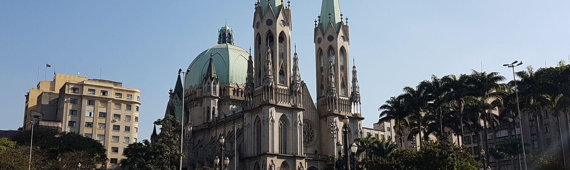 Zona Central, São Paulo, São Paulo, Brasil