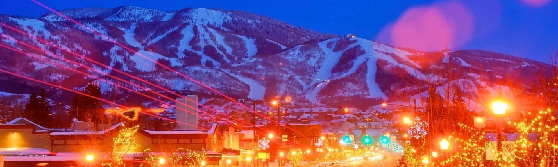 Howelsen Place, Steamboat Springs, CO, USA