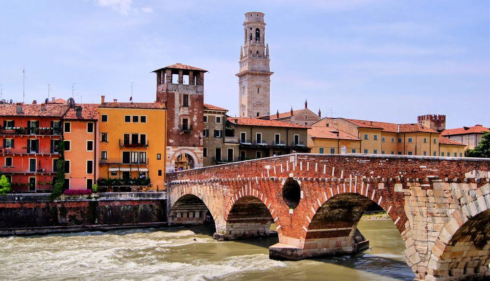 Verona, Véneto, Italia