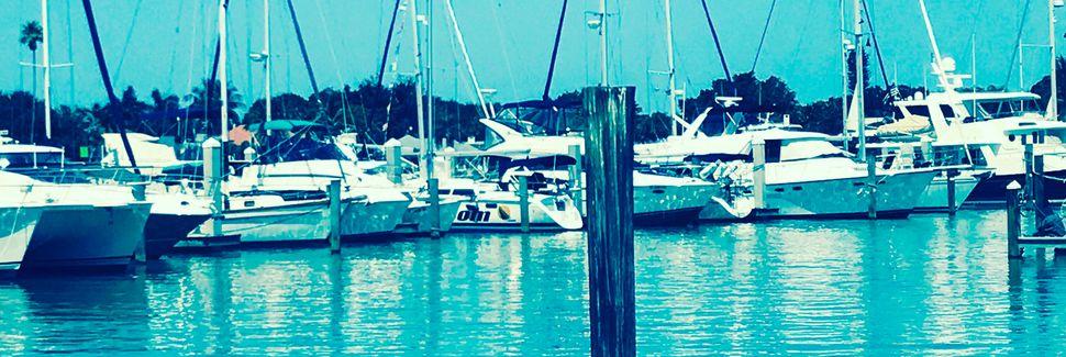 North Jetty Beach, Nokomis, Flórida, Estados Unidos