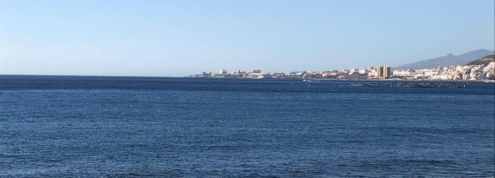 Playa Paraiso, Kanariansaaret, Espanja