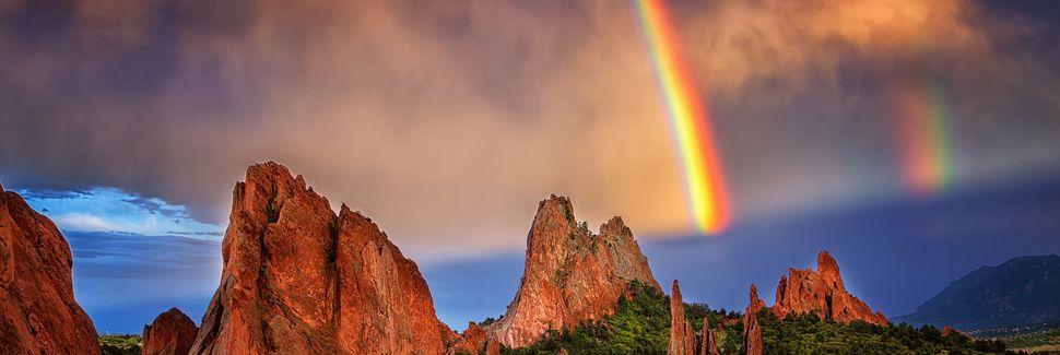 Northeast Colorado Springs, Colorado Springs, Colorado, USA