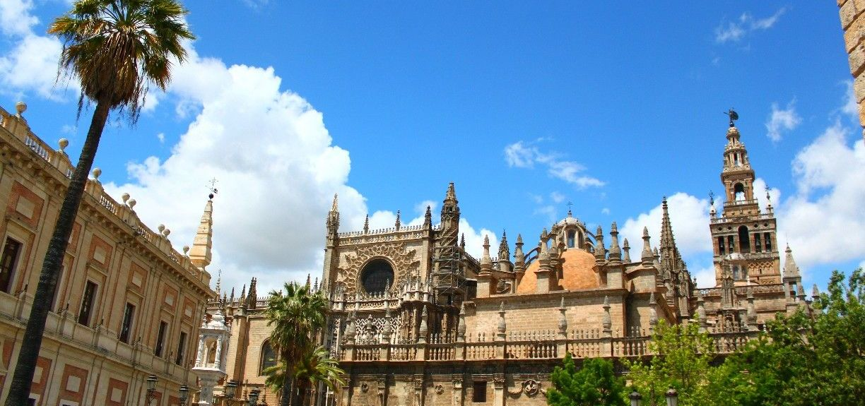 Santa Cruz, Seville, Andalusia, Spain