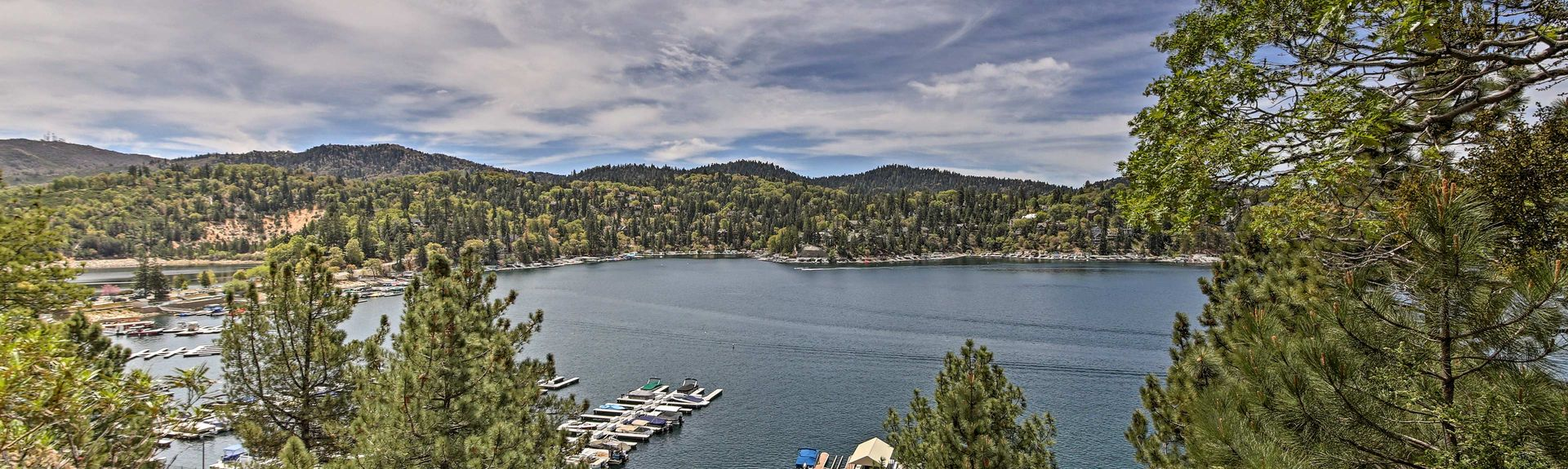 Lake Gregory Regional Park, Crestline, CA, USA
